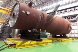 Thiết bị đệm khí Delu di chuyển kết cấu hạng nặng