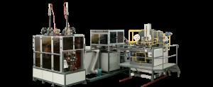 Máy làm hộp tự động tốc độ cao LY-325STJ