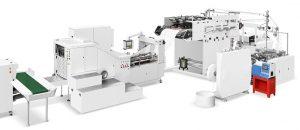 Dây chuyền sản xuất túi siêu thị RZFD–330T, RZFD–450T, RZFD—450BT