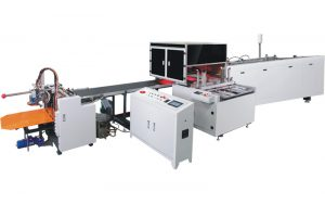 Máy tạo vỏ hộp cứng cao cấp tự động LY-485C-PK